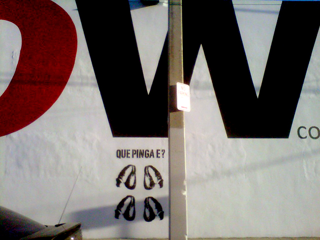 Que pinga e, Art Now? Wynwood, Miami.